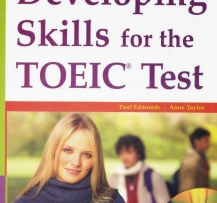DEVELOPING SKILLS FOR THE TOEIC TEST EBOOK