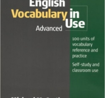 CAMBRIDGE VOCABULARY IN USE ADVANCED EBOOK